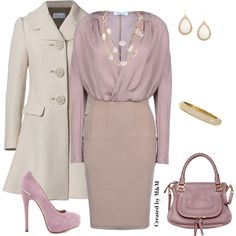 """FALL 2013 WORK LOOK"" by marion-fashionista-diva-miller on Polyvore"