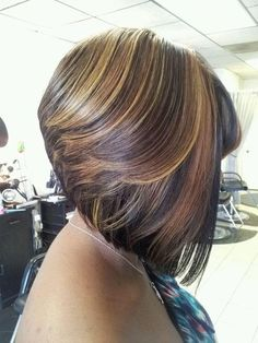 #Kivathehairdiva next hairstyle #inlove...the layers & multi dimensional color is everything!!!!