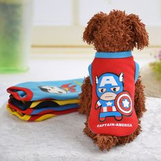 Hot Fashion Puppy Shirt Pet Warm Clothes Cute Cat Winter Sweater Costume Cartoon Dog Vest #>=#>=#>=#>=#> Click on the pin to check out discount price, color, size, shipping, etc. Save and like it!