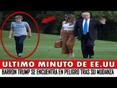 TRUMP Y MELANIA TIENEN MIEDO DE QUE SU HIJO NO SEA ACEPTADO EN LA CASA BLANCA,Ultimas Noticias EE.UU - YouTube