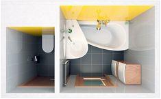 A fürdőszoba kapcsán nem csupán a garzonok esetében szembesülhetünk a helyiség apró méretével, de különösen igaz ez ebben az esetben. 💦 Szerencsére rengeteg megoldás kínálkozik erre a problémára, és egy kis kreativitással különlegessé varázsolhatjuk a fürdőhelyiséget. A RAVAK fürdőszoba is gondoskodik azokról, akiknek kis fürdőszobát kell berendezniük, több kifejezetten apró térbe tervezet koncepcióval is rendelkeznek, melyek közül egyik legnépszerűbb az Avocado. Bathtub, Interior Design, Bathroom, Design Ideas, Luxury, Standing Bath, Nest Design, Washroom, Bathtubs