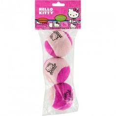 Hello Kitty Pressureless Balls 3 Pack
