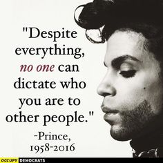 Prince Rogers Nelson #rip