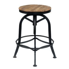 Pleasing Empire Adjustable Height Swivel Bar Stool In 2019 Dining Squirreltailoven Fun Painted Chair Ideas Images Squirreltailovenorg