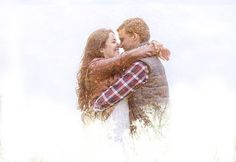 Double exposure photography for Cristi & Diego