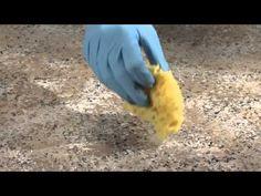 Giani Countertop Paint Youtube : Faux Granite Countertops on Pinterest Faux Granite, Countertops and ...