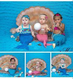 Little Mermaids- Memories by Michele