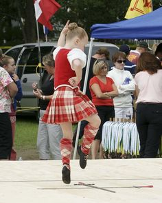 Kilt with red vest from the back #erskine #red #tartan