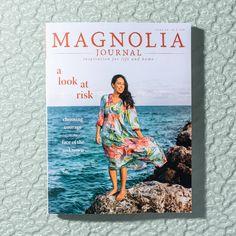 Magnolia Journal | Summer 2020 | Magnolia | Chip & Joanna Gaines | Risk | Waco, TX | magnolia.com | Magnolia Joanna Gaines, Chip And Joanna Gaines, Chip Gaines, Magnolia Journal, Human Kindness, Shabby Chic Farmhouse, Magnolia Market, Journal Covers, Better Love