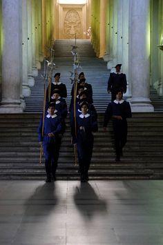 Guardia Svizzera Pontificia  Foto by Katarzyna Artymiak