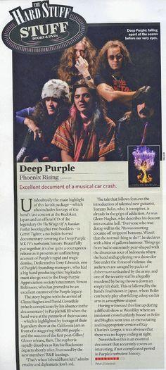 Deep Purple Mark IV article