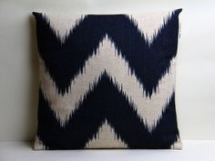 Nordic Aztec Indie Boho Ikat Pillow Cover Scandanavian Tribal Arrow Throw Pillow Cushion Cover Couch Pillow Southwest Navajo Decor Chevron Ikat Pillows, Couch Pillows, Decorative Pillows, Cushions, Tribal Arrows, Aztec, Chevron, Pillow Covers, Indie