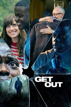 Directed by Jordan Peele. With Daniel Kaluuya, Allison Williams, Bradley Whitford, Catherine Keener. A young African-American man visits his Caucasian girlfriend& mysterious family estate. Scary Movies, New Movies, Movies To Watch, Good Movies, Movies And Tv Shows, Movies Free, Horror Movies, Latest Movies, 2017 Movies