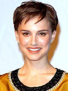 Image result for natalie portman short hair