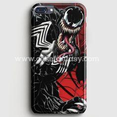 Venom Marvel Villain iPhone 7 Plus Case | casefantasy
