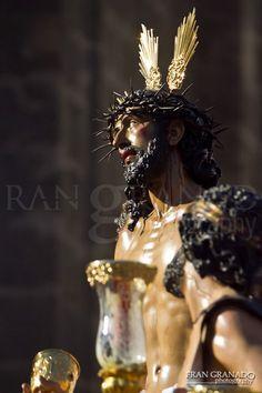La Hdad. @Jesus_Despojado en este #DomingodeRamos #Sevilla 2015 #FranGranado @ArtesacroT @GJ_JDespojado