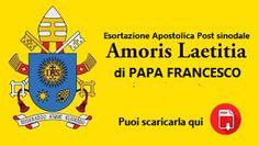Esortazione Apostolica di Papa Francesco>
