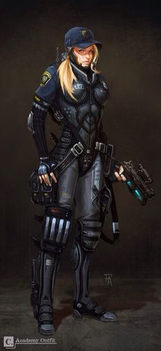 Full Resolution Source: Cyberpunk Art by rslimr Star Citizen, Character Concept, Character Art, Concept Art, Gangsters, Rpg Cyberpunk, Private Military Company, Samurai, Sci Fi Armor