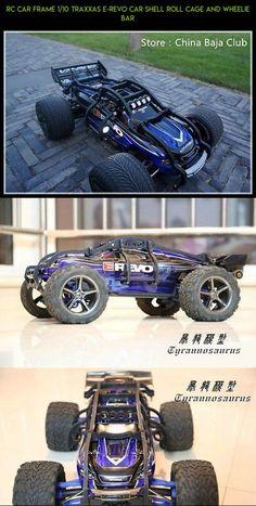 rc car frame 1/10 traxxas e-revo car shell roll cage and wheelie bar #traxxas #plans #gadgets #fpv #parts #shopping #products #drone #bar #kit #racing #technology #camera #wheelie #tech