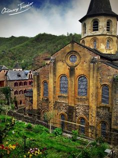 Abbey Church of St. Foy - Conques, France