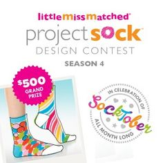 Project Sock is back and LittleMissMatched wants YOU!