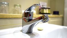 iCare Plumbing provides best faucet repair and installation service in Sydney at an affordable price. Ring us today for the solution of faucet issues. Best Bathroom Faucets, Bathroom Scales, Bathroom Basin, Bathroom Doors, Faucet Repair, Heating And Air Conditioning, Bathroom Design Small, Small Bathrooms, Cleaning