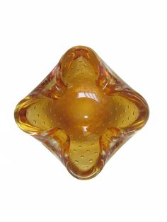 Ashtray Bullicante, Murano style, Murano ??; http://www.wonderroom.pl/