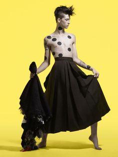 HEDI SLIMANE FASHION DIARY > Vogue Homme Japan