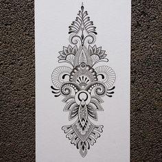 Anoushka Irukandji 2014 SHOP: www. You are in the right place about Mandala Drawing Mandala Art Lesson, Mandala Drawing, Henna Drawings, Art Drawings, Mandala Design, Tattoo Studio, Body Art Tattoos, Sleeve Tattoos, Wolf Tattoos