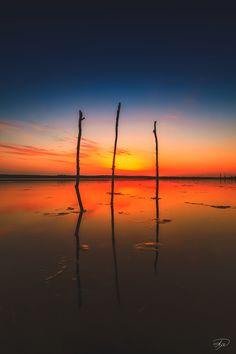 Sunset, Klaipeda, Lithuania - Furkl.Com