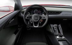 2014 Audi Sport Quattro Laserlight Concept Image