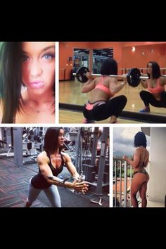 ugh, Katy hearns body... so perfect! Following her on Instagram is super motivation all day everyday!