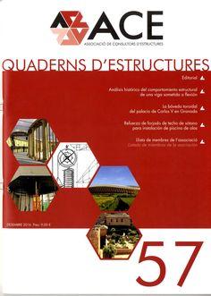 Dijous a l'ACE (Quaderns d'Estructures) núm.57/2016 http://aceweb.cat/ http://cataleg.upc.edu/record=b1161006~S4*cat