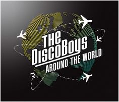 Serial Records : The Disco Boys - Around The World