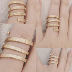 #dica #do #dia #paulaferreira #semijoia#revenda#agoraeahora#dourado#gold#plate#good#girly#temqueter#lookdodia #anello #anel#ring#mimo