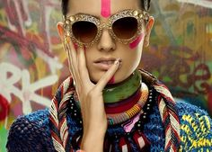 African Visions Fashion Editorial by Vogue Accessory
