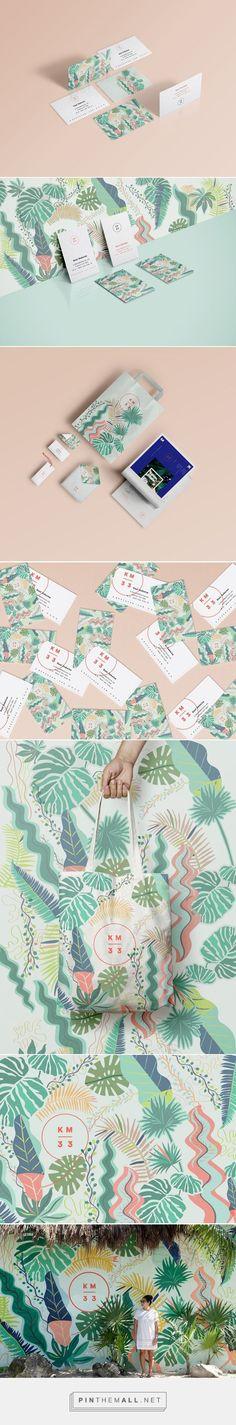 Km33 Concept Store Branding on Behance   Fivestar Branding – Design and Branding Agency & Inspiration Gallery
