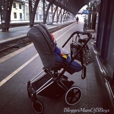 Cybex Priam - Buggytest im Blog