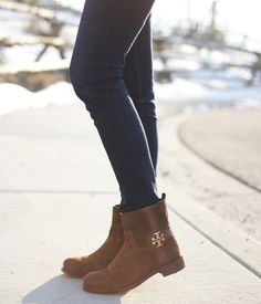 Boots by {Tory Burch}