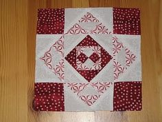 Nearly Insane Quilts: Block 81