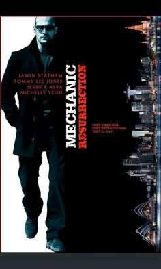 Mechanic: Resurrection Jason Statham