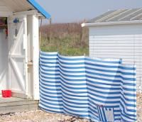 stripes at the beach - lovely!