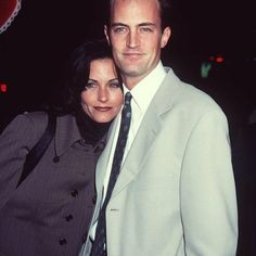 Can Courteney Cox And Matthew Perry Just Date In Real Life Already?
