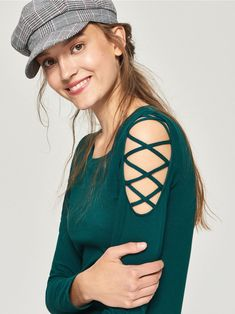TR259-67X Sleeves, Dresses, Fashion, Moda, Vestidos, Fashion Styles, Dress, Dressers, Fashion Illustrations