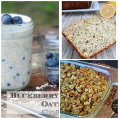 BLueberry oatmeal, l