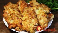 Vyprážané fašírky z mletého už nerobím, toto je stokrát lepšie: Mäso stačí zamiešať s kyslou smotanou, cibuľou a o 10 minút máte obed ako lusk! Cooking Recipes, Healthy Recipes, Russian Recipes, 4 Ingredients, Tandoori Chicken, Chicken Wings, Cauliflower, Menu, Yummy Food