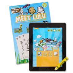 Meet Lulu Coloring Book App and Stylus Review - http://www.impartialreport.com/reviews/meet-lulu-coloring-book-app-and-stylus-review/