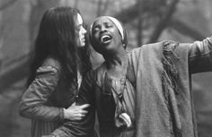 "SPIRITIALLY: Tituba was very superstitious. She believed and practiced voodoo also known as ""black Magic."