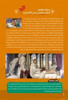 أعرف بدايه ظهور الطب العربي في الأندلس