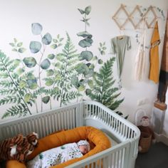 Brown Nursery, Nursery Neutral, Girl Nursery, Baby Room Design, Baby Room Decor, Nursery Themes, Nursery Decor, Nursery Ideas, Kindergarten Wallpaper